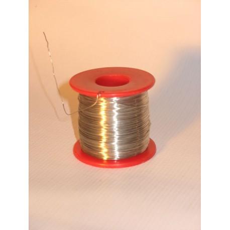 Drut do węzy nierdzewny fi 0,3mm 0,10kg