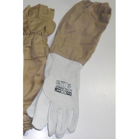 Rękawice - skóra cieleca