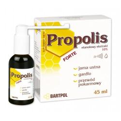 Propolis - etanolowy ekstrakt 10% 45ml + aplikator